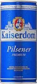Пиво «Kaiserdom Pilsener» в жестяной банке