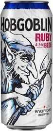 Пиво «Wychwood Hobgoblin Ruby» в жестяной банке