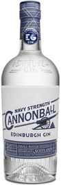 Джин «Edinburgh Gin Cannonball Navy Strength»