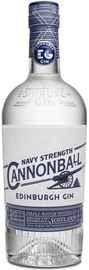 Джин «Edinburgh Gin Cannonball Navy Strength»