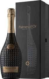 Шампанское белое брют «Palmes d'Or Brut, 0.75 л» 2006 г., в подарочной упаковке