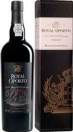 Портвейн сладкий «Real Companhia Velha Royal Oporto LBV» 2015 г., в подарочной упаковке