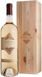 Вино белое сухое «Capichera» 2018 г., в подарочной упаковке