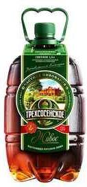 Пиво «Трехсосенское светлое»