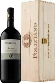 Вино красное сухое «Vino Nobile di Montepulciano Asinone» 2017 г., в подарочной упаковке