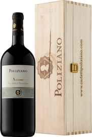 Вино красное сухое «Vino Nobile di Montepulciano Asinone» 2016 г., в подарочной упаковке