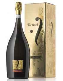 Вино игристое белое сухое «Fantinel Prosecco Extra Dry» в подарочной упаковке