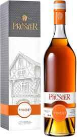 Коньяк французский «Prunier VSOP» в подарочной упаковке