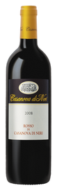 Вино красное сухое «Rosso Di Casanova Di Neri» 2010 г.