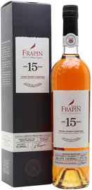Коньяк французский «Frapin 15 Years Old» в подарочной упаковке