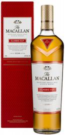 Виски шотландский «Macallan Classic Cut Limited Edition» в подарочной упаковке