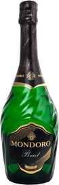 Вино игристое белое брют «Mondoro Brut»
