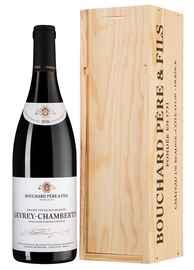 Вино красное сухое «Gevrey-Chambertin» 2016 г., в подарочной упаковке