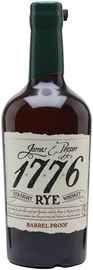 Виски американский «James E. Pepper 1776 Straight Rye Barrel Proof»