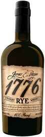 Виски американский «James E. Pepper 1776 Straight Rye»