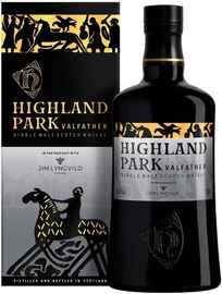 Виски шотландский «Highland Park Valfather» в подарочной упаковке