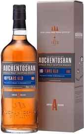 Виски шотландский «Auchentoshan 18 years» в подарочной упаковке