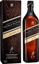 Виски американский «Johnnie Walker Double Black» в подарочной упаковке