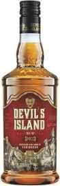 Ром «Devil's Island Spiced»