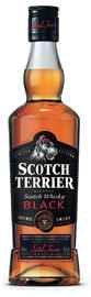 Виски шотландский купажированный «Scotch Terrier Black, 0.5 л»
