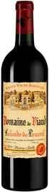 Вино красное сухое «Domaine de Viaud Lalande de Pomerol» 1999 г.