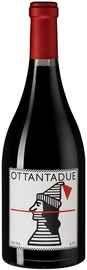 Вино красное сухое «Ottantadue» 2018 г.