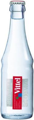 Вода негазированная «Vittel, 0.5 л» стекло