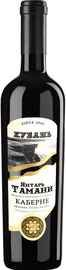 Вино красное полусладкое «Каберне Янтарь Тамани»