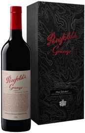 Вино красное сухое «Penfolds Grange» 2016 г., в подарочной упаковке