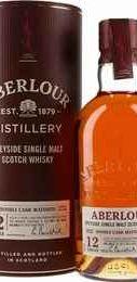 Виски шотландский «Aberlour 12 Years Old» в тубе