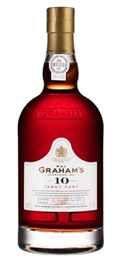 Портвейн «Graham's 10 Year Old Tawny Porto»