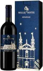 Вино красное сухое «Mille e Una Notte» 2017 г., в подарочной упаковке