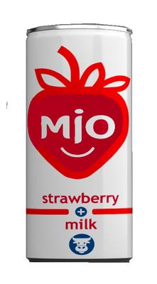 Коктейль «MIO Strawberry»
