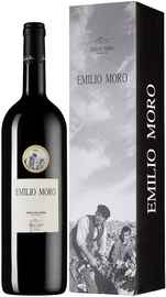 Вино красное сухое «Emilio Moro» 2018 г., в подарочной упаковке