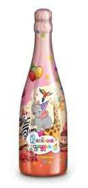 Шампанское детское газированное безалкогольное «Веселые друзья Барбарис»