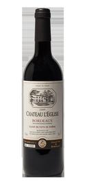 Вино красное сухое «Chateau L`Eglise» 2011 г.