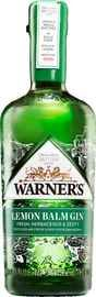 Джин «Warner's Lemon Balm Gin»