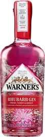 Джин «Warner's Rhubarb Gin»