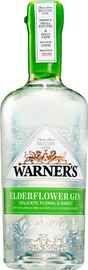 Джин «Warner's Elderflower Gin»