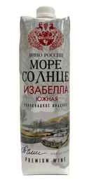 Вино красное полусладкое «Изабелла Южная Море Солнце»