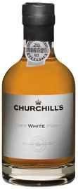 Крепленое вино «Churchill's White Port Dry Aperitif, 0.2 л»