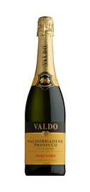 Вино игристое белое брют «Valdo Marca Oro Valdobbiadene Prosecco Superiore»