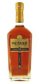 Бренди «Metaxa 12* Grand Olympian Reserve»