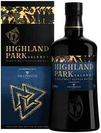 Виски шотландский «Highland Park Valknut» в подарочной упаковке