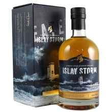 Виски шотландский «Islay Storm» в подарочной упаковке