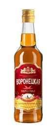 Настойка горькая «Воронецкая Перцовая на меду»