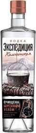 Водка «Экспедиция Камчатская»