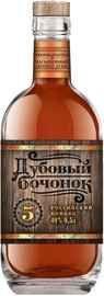 Коньяк российский «Дубовый бочонок 5 лет»