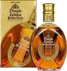 Виски шотландский «Dimple Golden Selection»