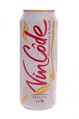 Коктейль «Vincode Bellini With Taste Of Shampangne & Peach»